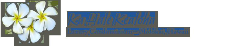 Luxury Oceanfront Condo – Molokai Shores Resort, Molokai, Hawaii Logo